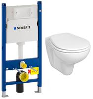 Система инсталляции Geberit Duofix 458.126.00.1 + Kolo Idol M1310000U
