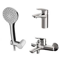 Комплект смесителей для ванной комнаты (F9010000+F9093000+F0118000)