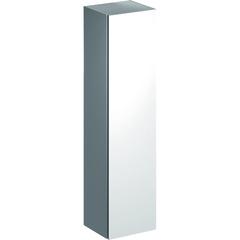 Высокий шкаф с одной дверцей и внутренним зеркалом Geberit Xeno2 500.503.01.1