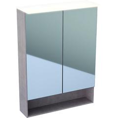 Зеркальный шкафчик с подсветкой 60 см Geberit Acanto 500.644.00.2