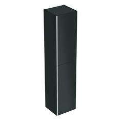 Высокий шкаф с двумя дверцами Geberit Acanto 500.619.16.1
