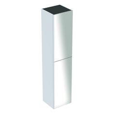 Высокий шкаф с двумя дверцами Geberit Acanto 500.619.01.2