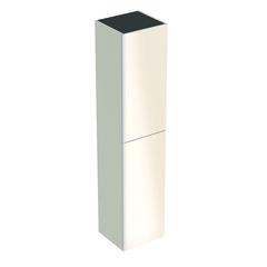 Высокий шкаф с двумя дверцами Geberit Acanto 500.619.JL.2