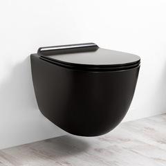 Унитаз подвесной Simas Vignoni VI 18/F85/VI 004 + сиденье soft cose