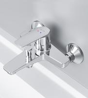 Смеситель для ванны AM.PM Gem без душевого набора, хром F90E10000