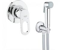 Гигиенический смеситель душ GROHE BAU LOOP 2904200B