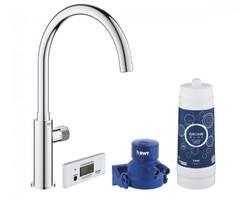 Смеситель для кухни с фильтром GROHE BLUE PURE MONO 30387000