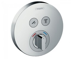Cмеситель для душа с термостатом HANSGROHE ShowerSelect S 15748000