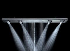 Верхний душ Axor ShowerHeaven 1200х300 4jet с подсветкой 3500 K хромированный (10629000)