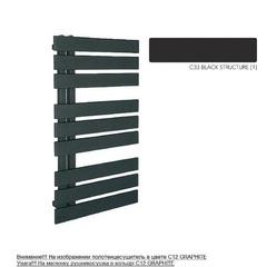 Полотенцесушитель Instal Projekt, POPS-60/90C33 Popstar, цвет черный структурный