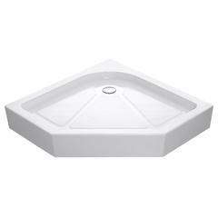 Пятиугольный поддон 100х100 см EGER IRIS 599-143/2