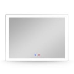 Зеркало с подсветкой 80х60 см VOLLE 16-13-800