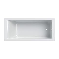Ванна акриловая180х80 см GEBERIT SELNOVA SQUARE 554.386.01.1