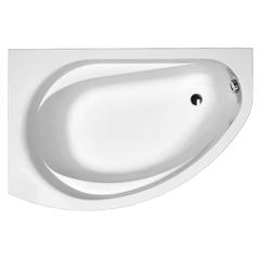 Ванна акриловая ассиметричная Kolo Supero 145x85 см, левая 5534000