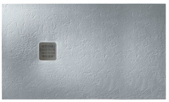 Душевой поддон ROCA Terran 120х90 AP014B038401300 прямоугольный серый