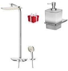 Душевая система  AM.PM SENSATION ShowerSpot F0730000