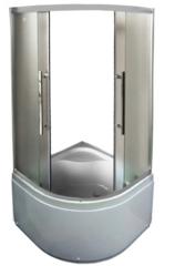 Душевая кабина Diamond Premium 90х90х210 DP-008