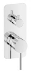 Смеситель для ванны/душа IB Rubinetti Industria EID312 CC_1