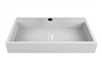 Умывальник Miraggio Mares 800 (Цвет - белый матовый)
