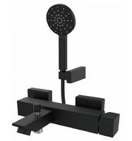 Смеситель для ванны GRB Black 60225601 черный
