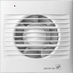 Вытяжной вентилятор Soler&Palau Decor-100 CH 5210003900