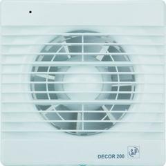 Вытяжной вентилятор Soler&Palau Decor-200 CR 5210102900