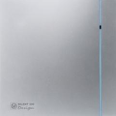 Вытяжной вентилятор Soler&Palau Silent-300 CHZ Silver Design-3C  5210624300