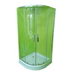 Душевая кабина Veronis KN-3-100 прозрачное стекло с поддоном