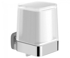 Дозатор с нижним нажимом VOLLE TEO 15-88-422 матовое стекло